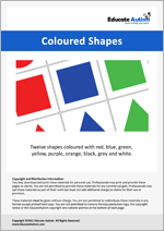 Coloured Shapes