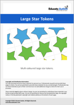 Star Tokens: Large