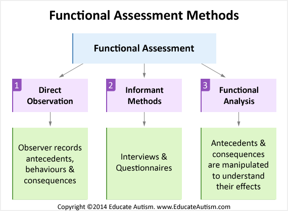 functional assessment model essay example Writing behavioral intervention plans (bip) • writing a behavioral intervention plan based on a functional behavior assessment non-example hit others with.