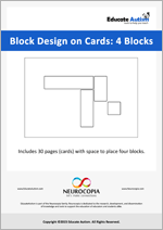 Block Designs 4 Blocks