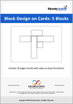 Block Designs 5 Blocks