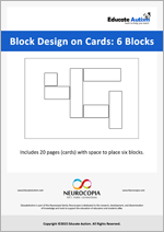 Block Designs 6 Blocks