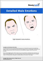 Male Detailed Faces
