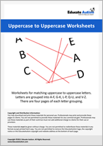 Matching: Uppercase to Uppercase