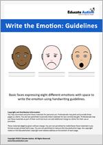 Write the Emotion - Guides